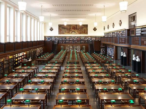 Thư viện ở Đức (5)
