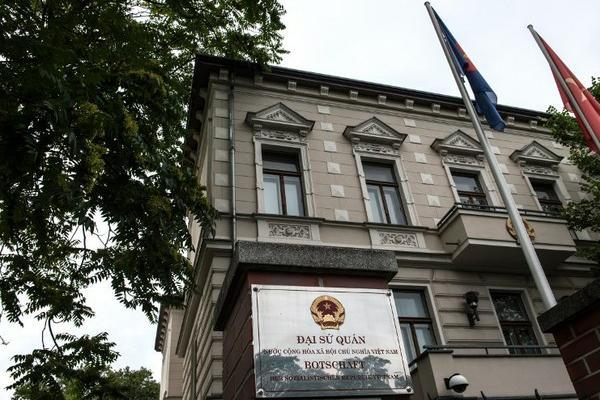 Đại sứ quán Đức tại VN (1)