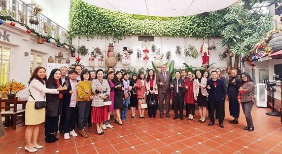Đại sứ quán Đức tại VN (6)