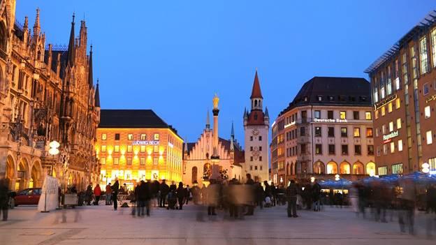 Kiến trúc Đức (1)