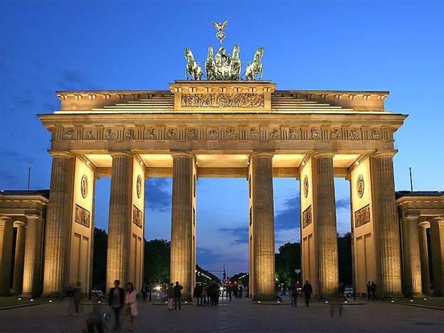 Kiến trúc Đức (5)
