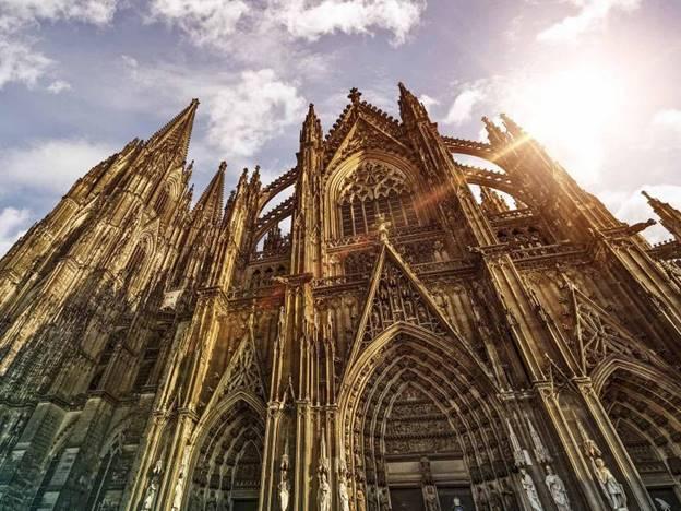 Kiến trúc Đức (9)