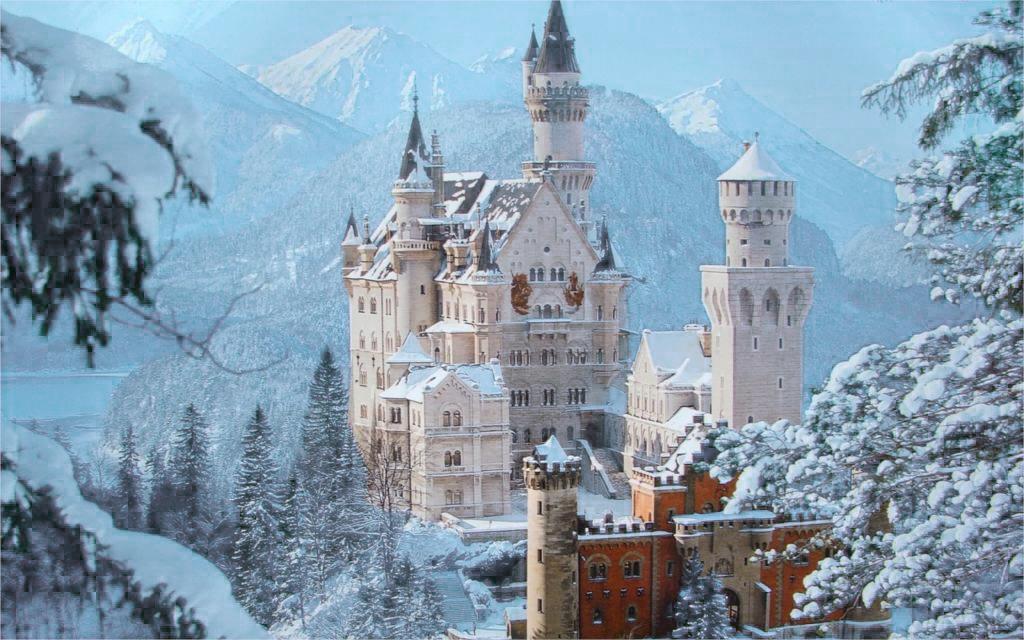 Mùa đông Đức