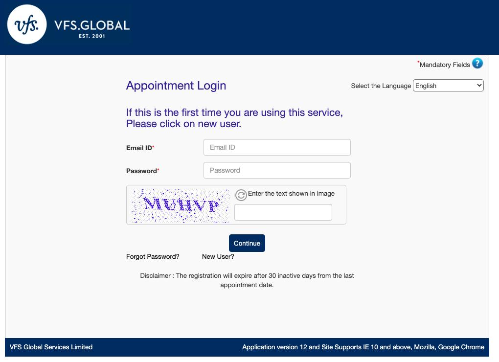 Thủ tục xin visa thăm thân nhân (2)