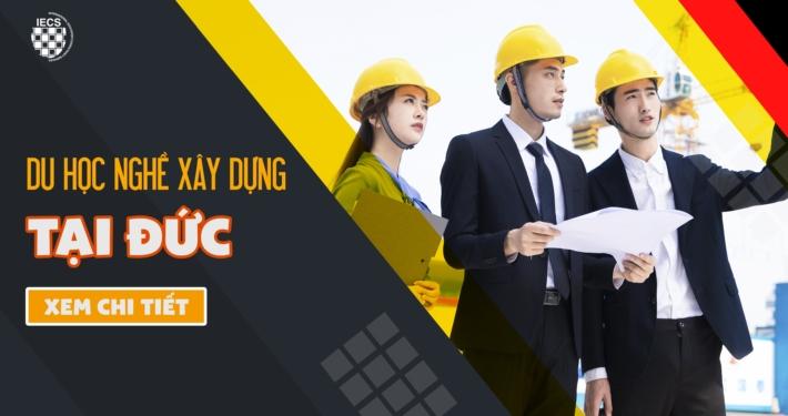 Du học nghề xây dựng tại Đức