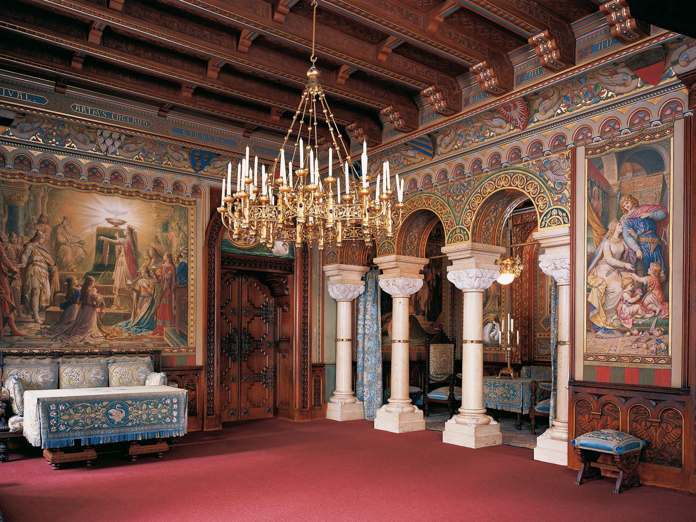 Lâu đài Neuschwanstein (1)