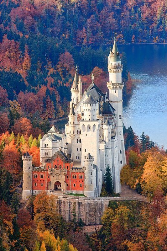 Lâu đài Neuschwanstein (3)