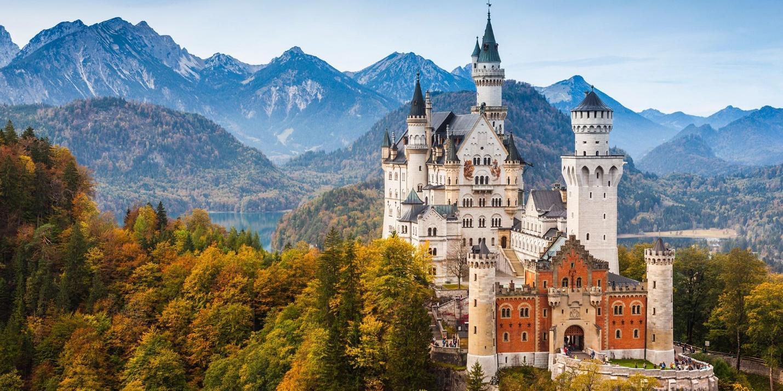 Lâu đài Neuschwanstein (6)