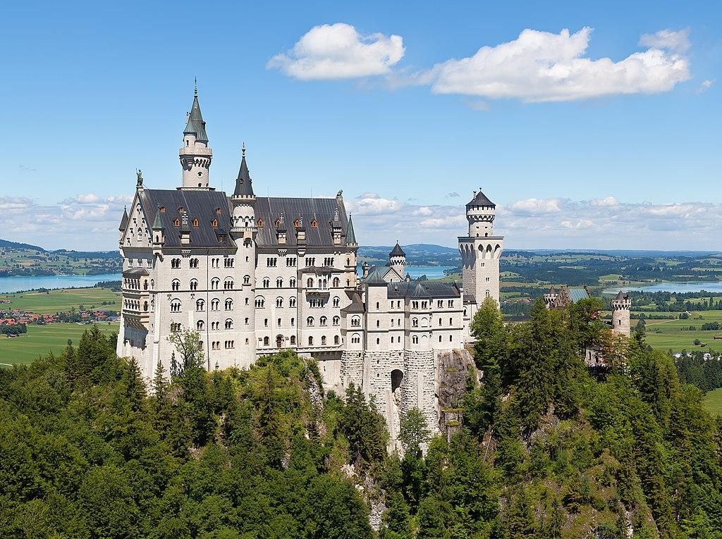 Lâu đài Neuschwanstein (7)