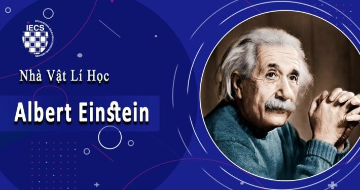 Nhà vật lý học ALbert Einstein