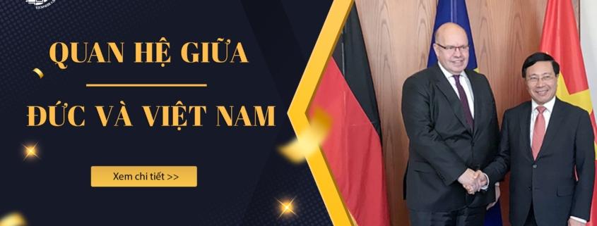 Quan hệ Đức và Việt Nam