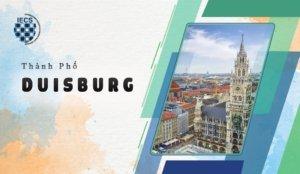 Thành phố Duisburg
