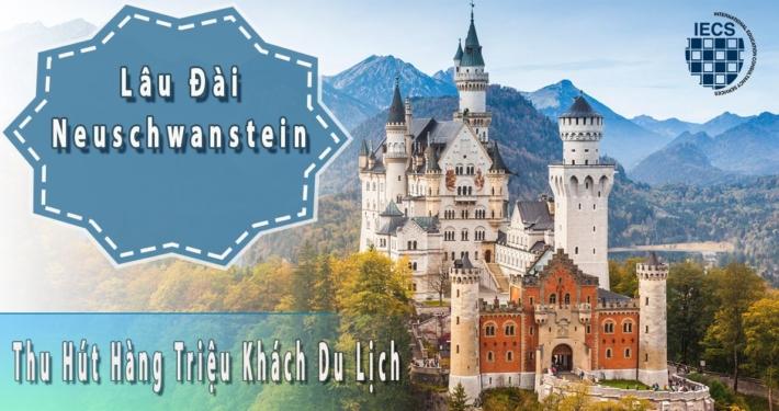 lâu đài néuchwanstein