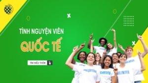 tình nguyện viên quốc tế