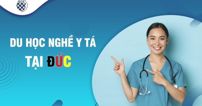 Du học nghề y tá tại Đức