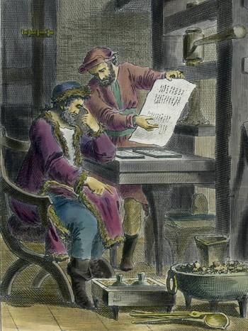 Johann Gutenberg (3)