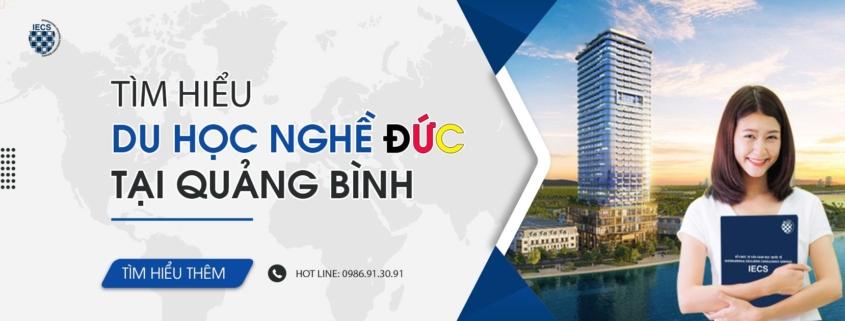 du học nghề Đức tại Quảng Bình