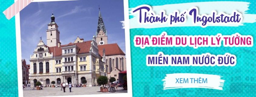 thành phố Ingolstadt