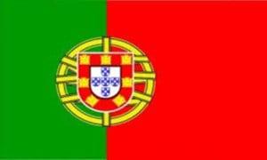 Cờ các nước châu Âu - Bồ Đào Nha