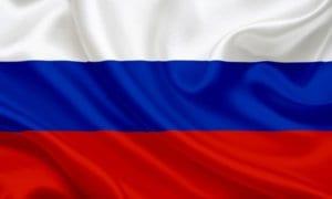 Cờ các nước châu Âu -Nga
