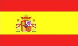 Cờ các nước châu Âu -Tây Ban Nha