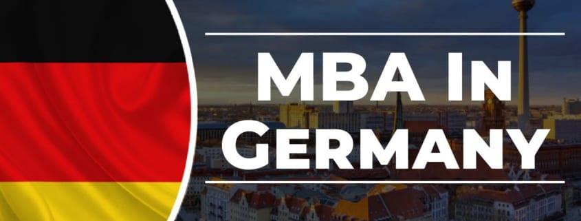 MBA là gì? MBA tại Đức