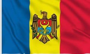 Cờ các nước châu Âu -Moldova