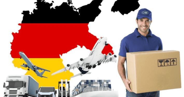 Gửi hàng từ Đức về Việt Nam