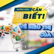 những điều cần biết về siêu thị tại đức