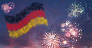 phong tục đón giao thừa ở Đức