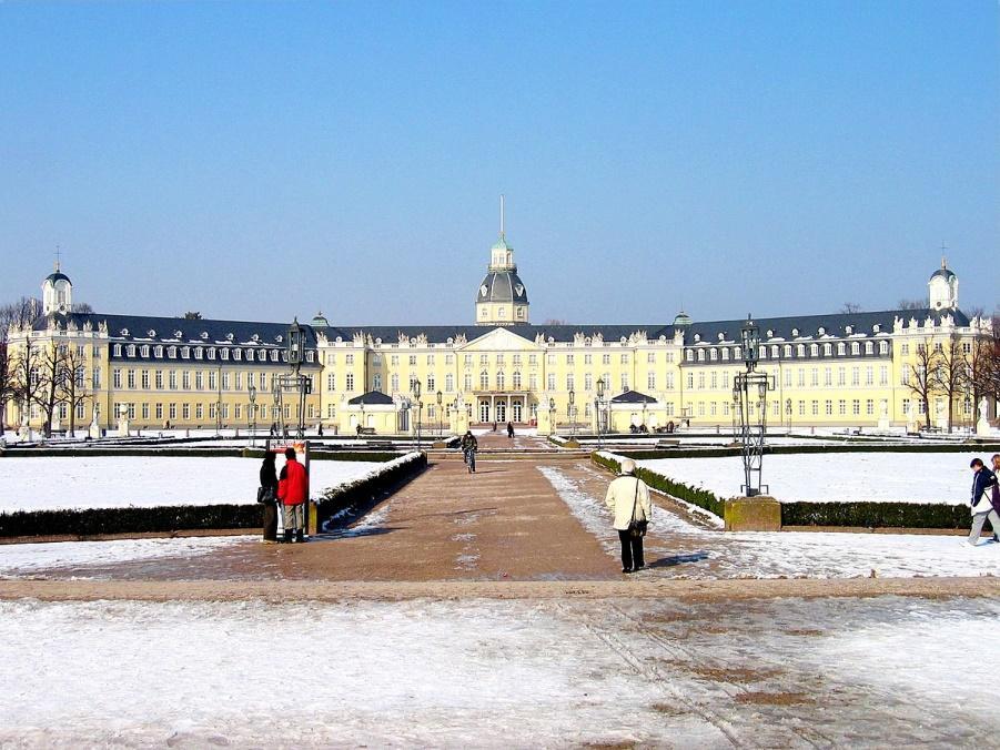thành phố Karlsruhe (1)